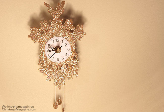 golden cuckoo clock