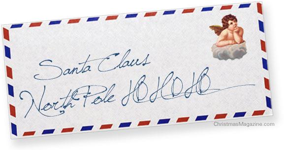 Santa's mailing address