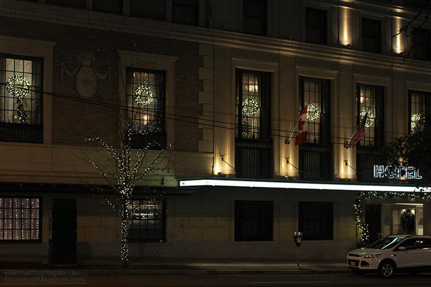Hotel Georgia, Vancouver