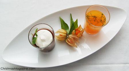Jamie Oliver dessert