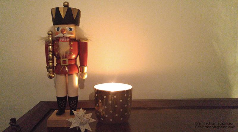German nutcracker, Christmas decoration