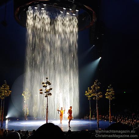 Cirque du Soleil, Luzia, Vancouver
