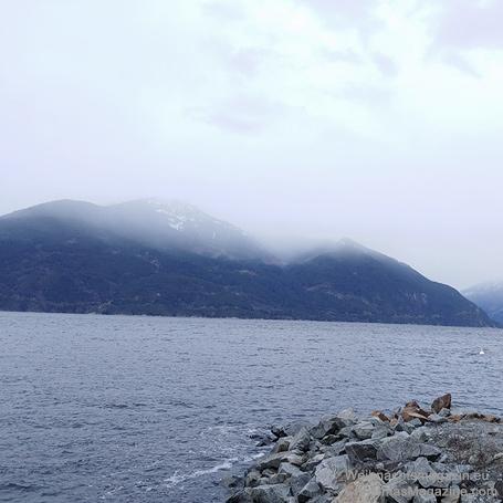 Porteau Cove, British Columbia, provincial park